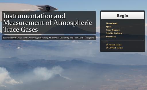 Instrumentos y medidas de los gases traza atmosféricos
