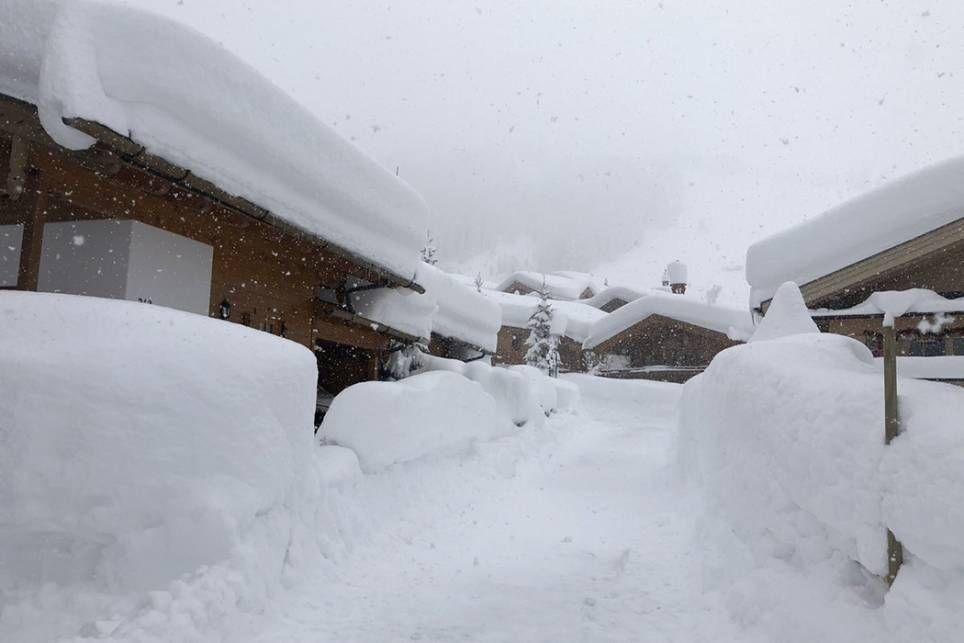 Resultado de imagen para Alerta ante intensas nevadas en Austria y Alemania