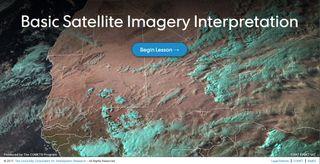 Interpretación básica de imágenes de satélite