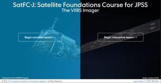 Interpretación de imágenes VIIRS de los satélites Suomi NPP y JPSS