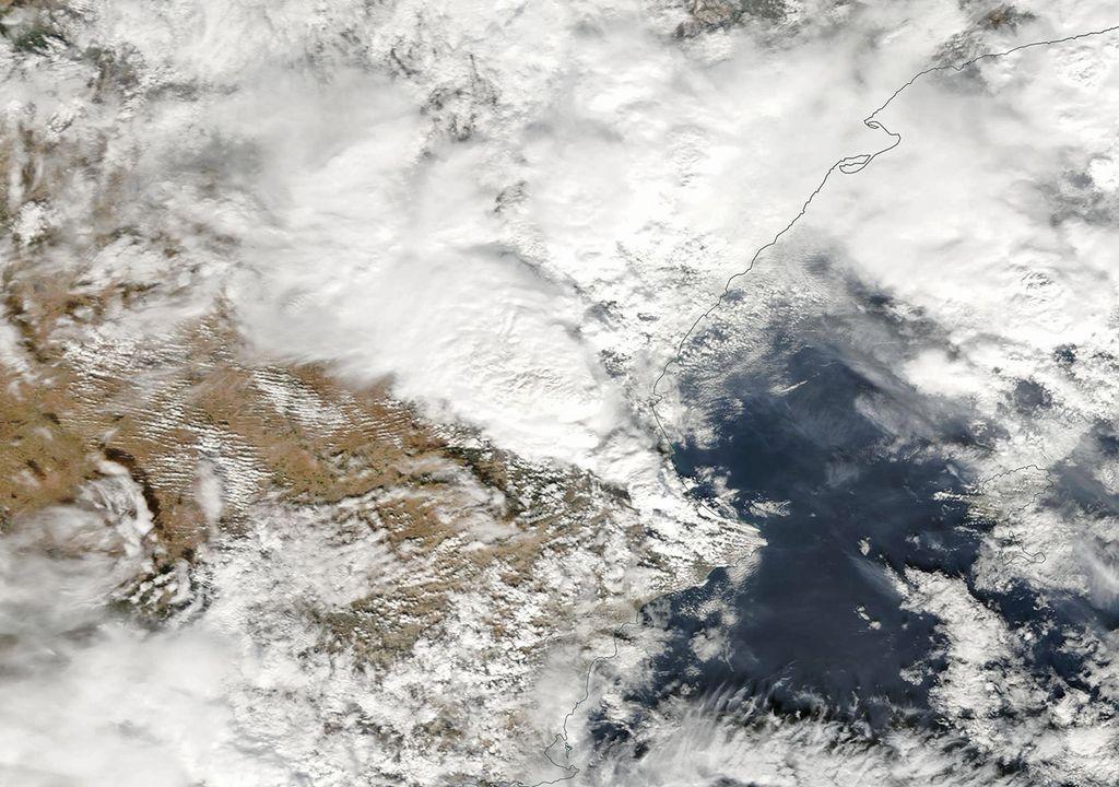 Sistema convectivo de mesoescala