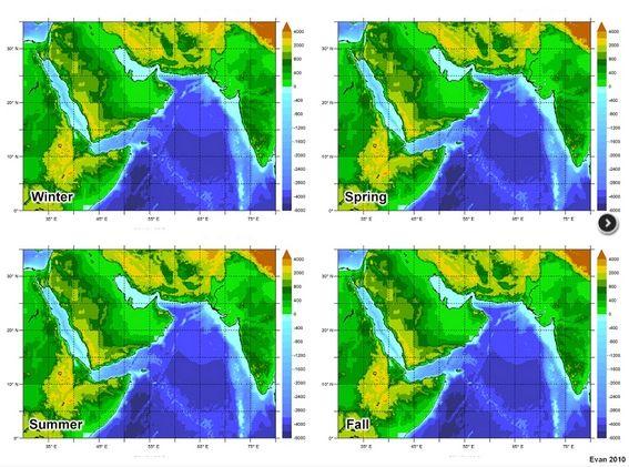 Introducción Al Tiempo En El Medio Oriente