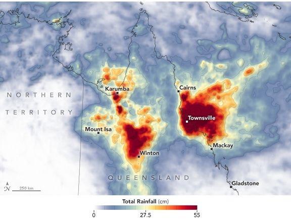 Inundaciones De Verano En Australia
