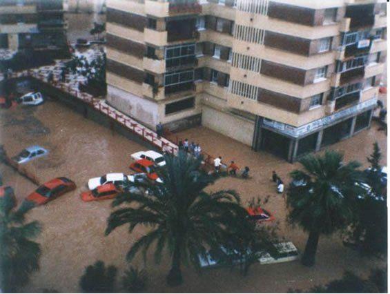 Inundaciones Del 14 Noviembre De 1989 En Málaga: Parte Iia