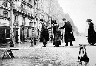 Inundaciones en París: reduciendo el riesgo