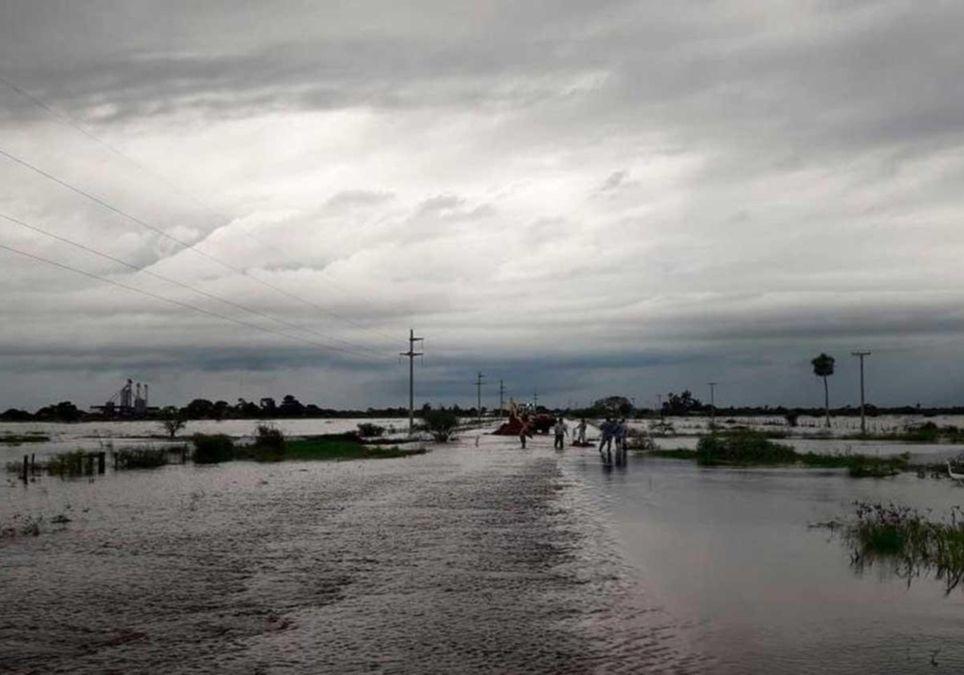 Inundaciones lluvias evacuados récord Litoral Noreste