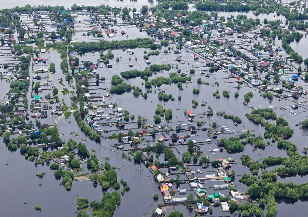Inundaciones cambio climático