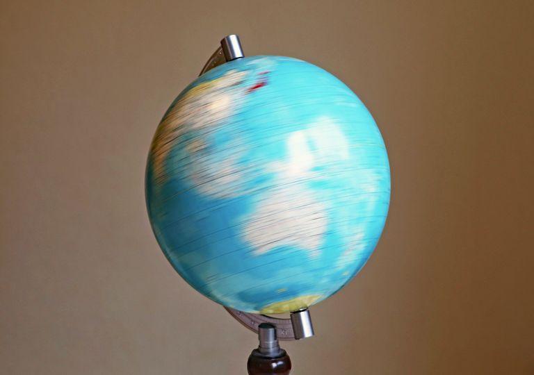 Tierra girando