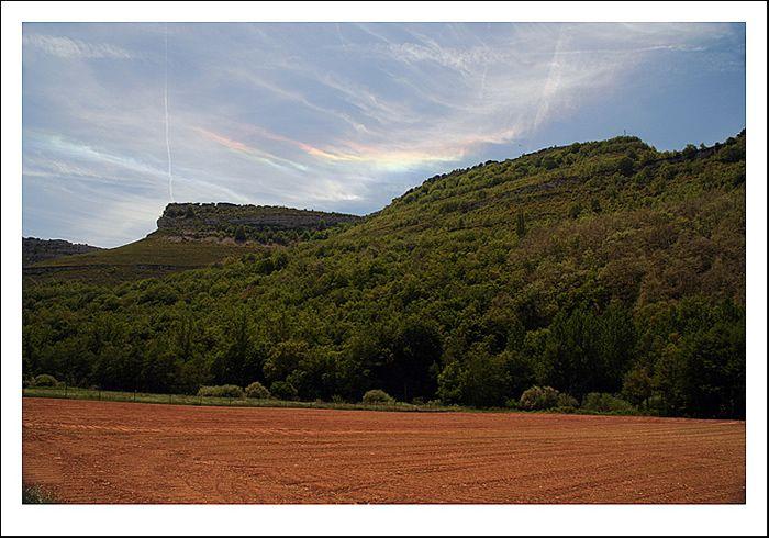 Iridiscencias En Los Cañones Del Ebro