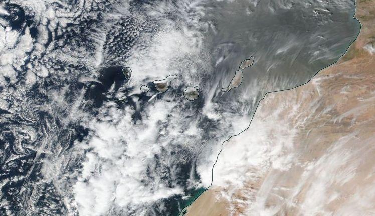 Irrupción De Polvo Sahariano En Canarias: Consecuencias