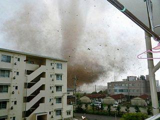 Japón se adapta su escala de tornados