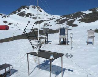 Jornada sobre la Antártida en AEMET
