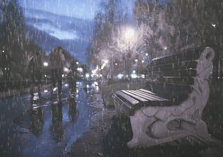 Inicia junio con mucha lluvia en la Ciudad de México