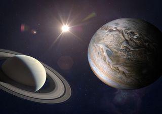 Júpiter e Saturno vão criar a Estrela de Belém mesmo a tempo do Natal