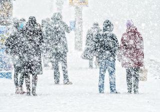 Schlimme Wettervorhersage: Kältewelle und Schnee in der nächsten Woche