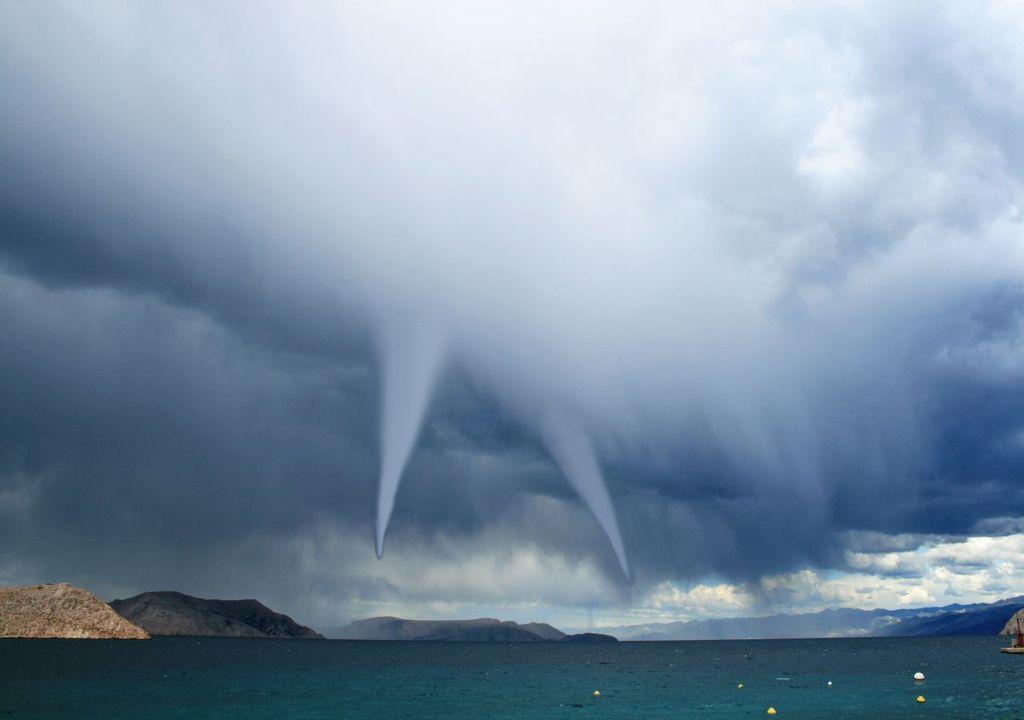 Tornados Symbolbild