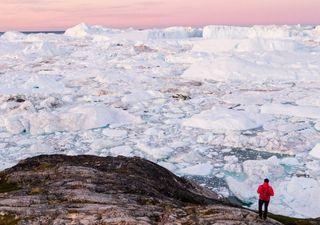"""Changement climatique : le Groenland pourrait bientôt """"basculer"""" !"""