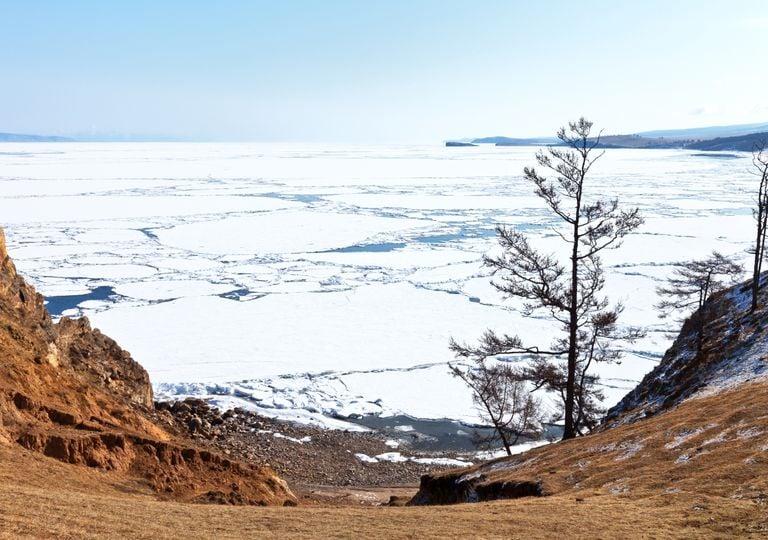 Sibirien taut auf