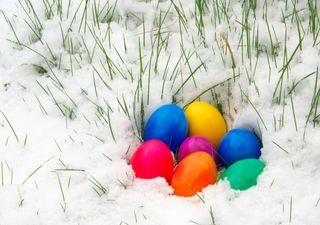 Kommt an Ostern ein Kälte-Ei?