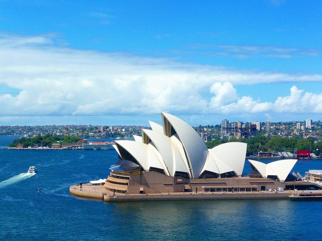 L'Australie enregistre sa 4ème année la plus chaude en 2020.