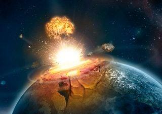 L' estinzione massiva dei due anni di oscurità
