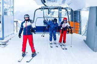 Vacances au ski : mauvais pour la planète ?