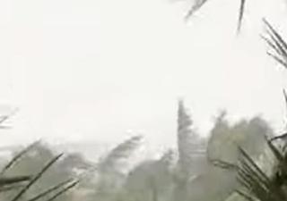 Hurrikan Grace trifft auf mexikanische Küste: Das Video!
