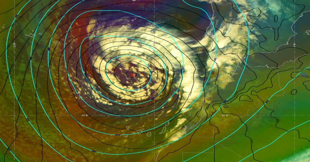 La actividad tropical en el Atlántico se traslada al este: Invest 90L