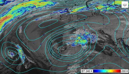 La amplificación cuasi resonante, Gloria y el temporal de enero 2020