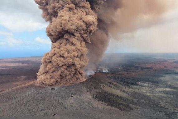 La Aviación Se Prepara Para Una Posible Explosión Prevista En Hawái