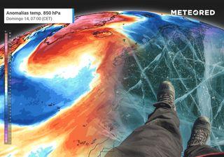 Bestia del este en Europa y su efecto rebote: algo pasa en Groenlandia