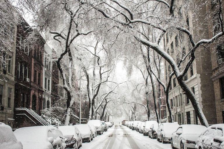 La Borrasca Invernal Gail Amenaza A 70 Millones De Americanos
