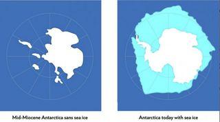 La capa de hielo de la Antártida podría sufrir un golpe irrecuperable
