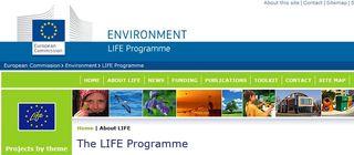 La Comisión Europea quiere más financiación climática: programa LIFE
