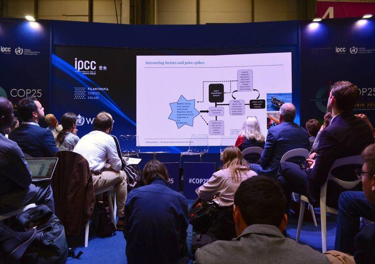 IPCC Madrid