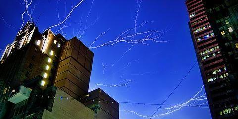 La Descarga Eléctrica Terrestre Más Larga Jamás Detectada