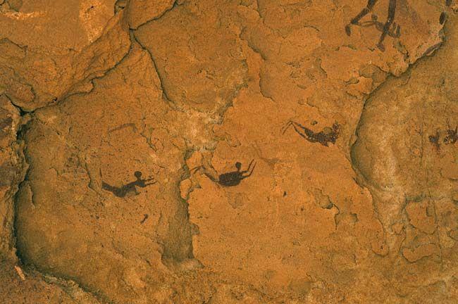 La Desecación De Sáhara
