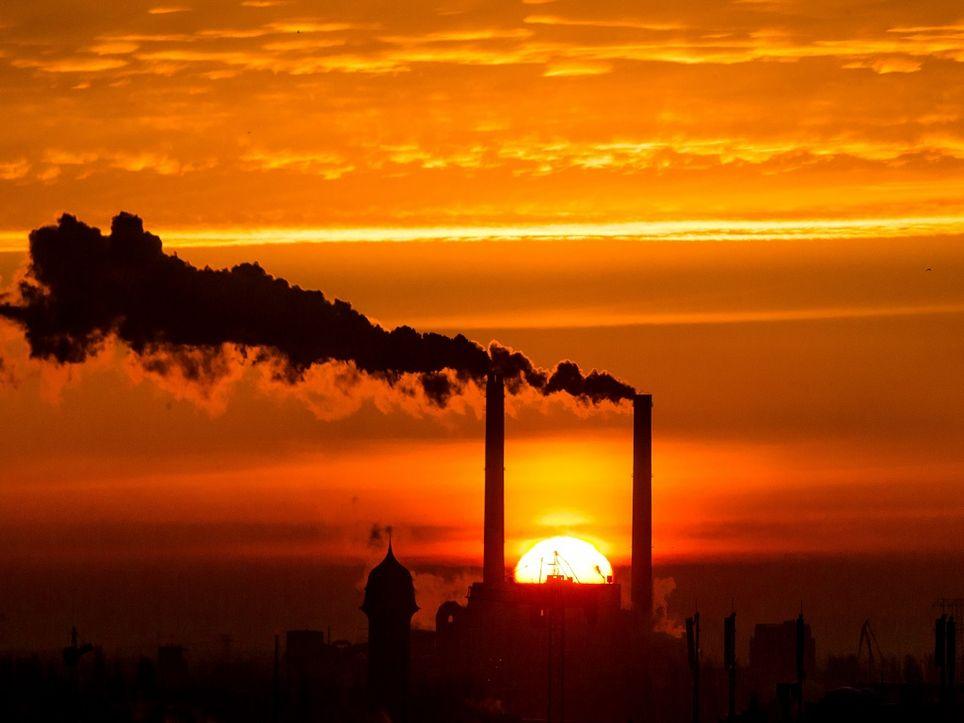 México fue el décimo lugar en emisiones GEI a nivel global en 2014 (Climate Data Explorer 2018).