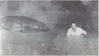 La enigmática tromba de agua de Las Palmas de Gran Canaria del 16 de febrero de 1989