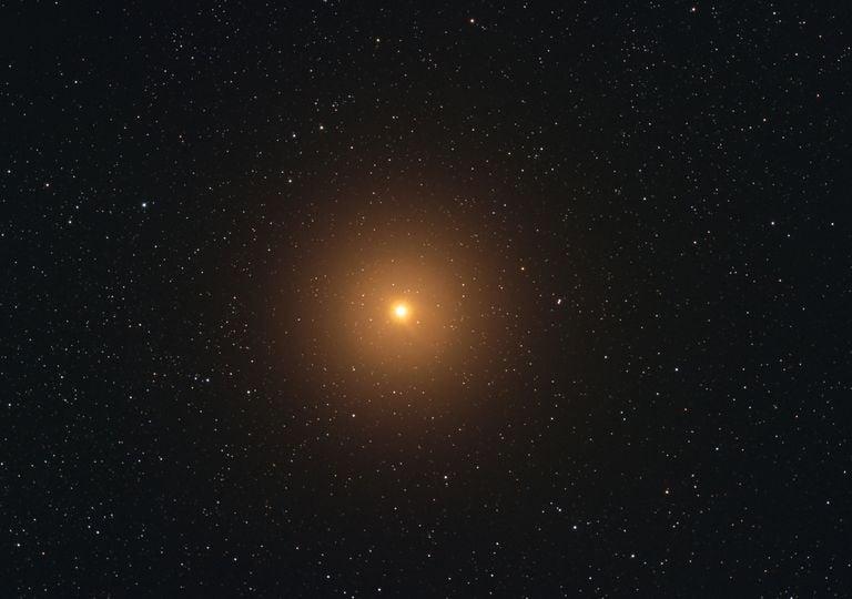 Betelgeuse Orión Supernova Astronomía