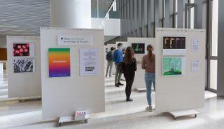 La exposición FOTCIENCIA17: las mejores imágenes científicas de 2019