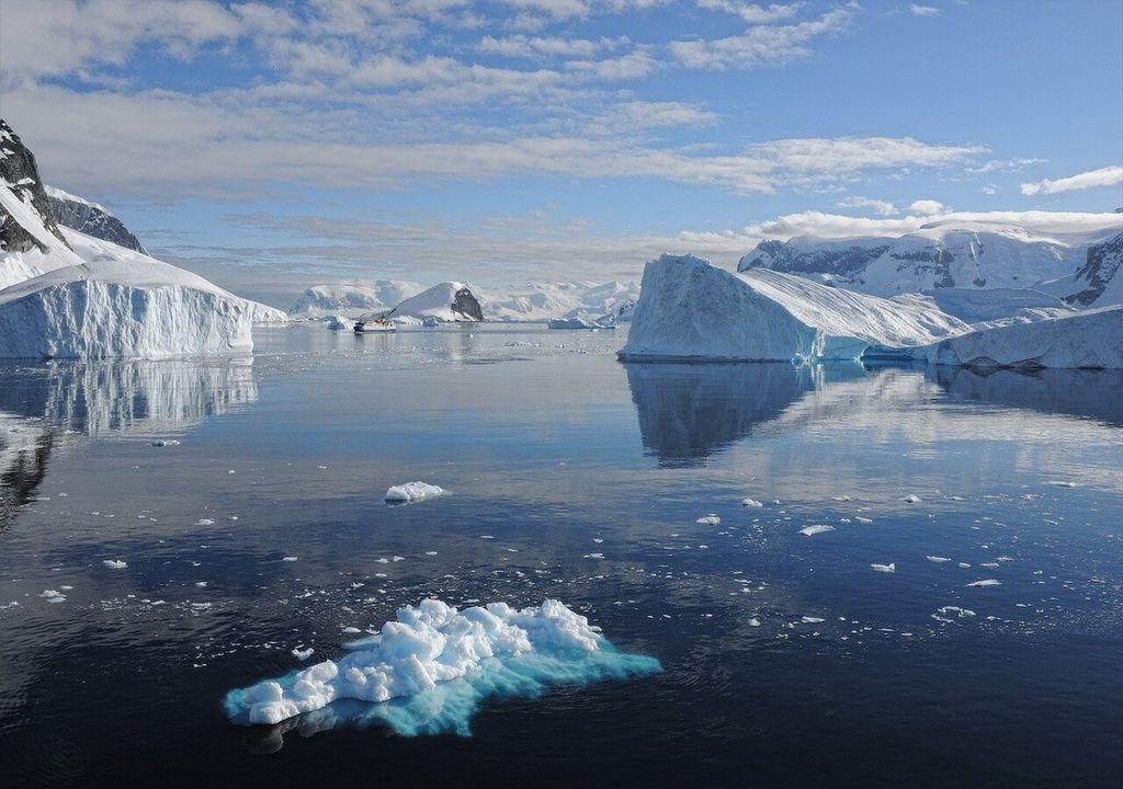 La fonte des glaces bat des records ces trois dernières décennies.