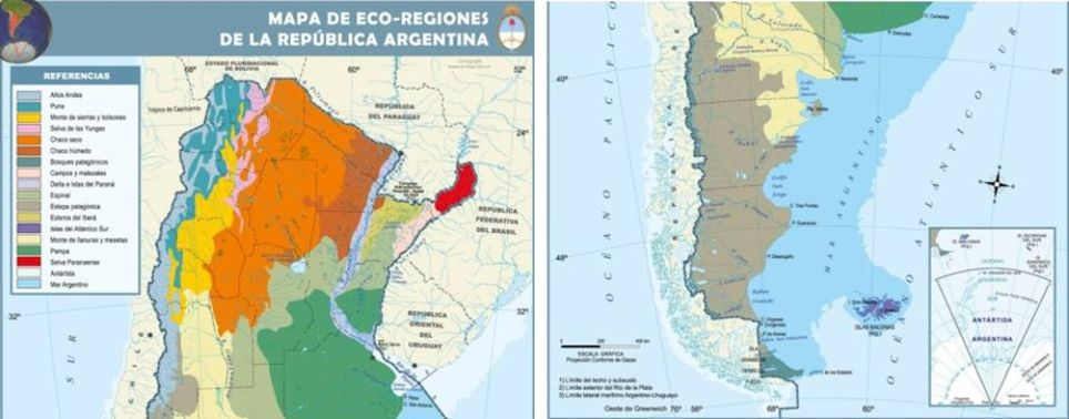Ecorregiones Argentina