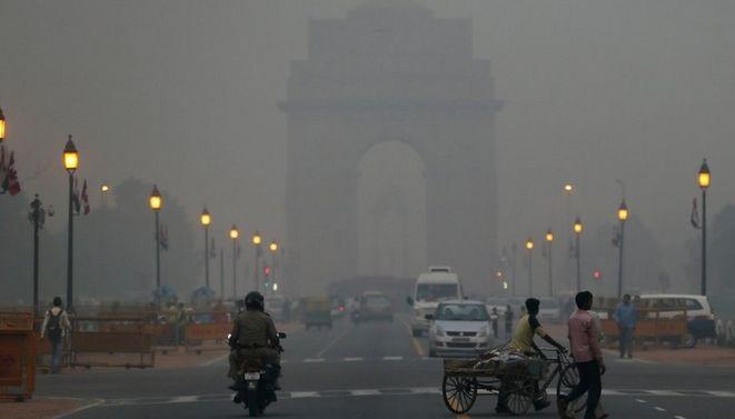 La India Contra El Aire Sucio