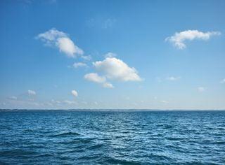 La interacción de la atmósfera con los océanos