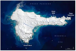 La Isla Elefante y Ernest Shackleton