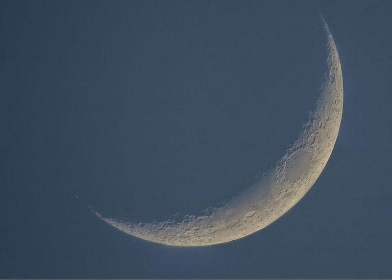 La Luna Desde Rota
