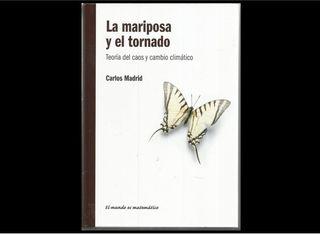 La mariposa y el tornado