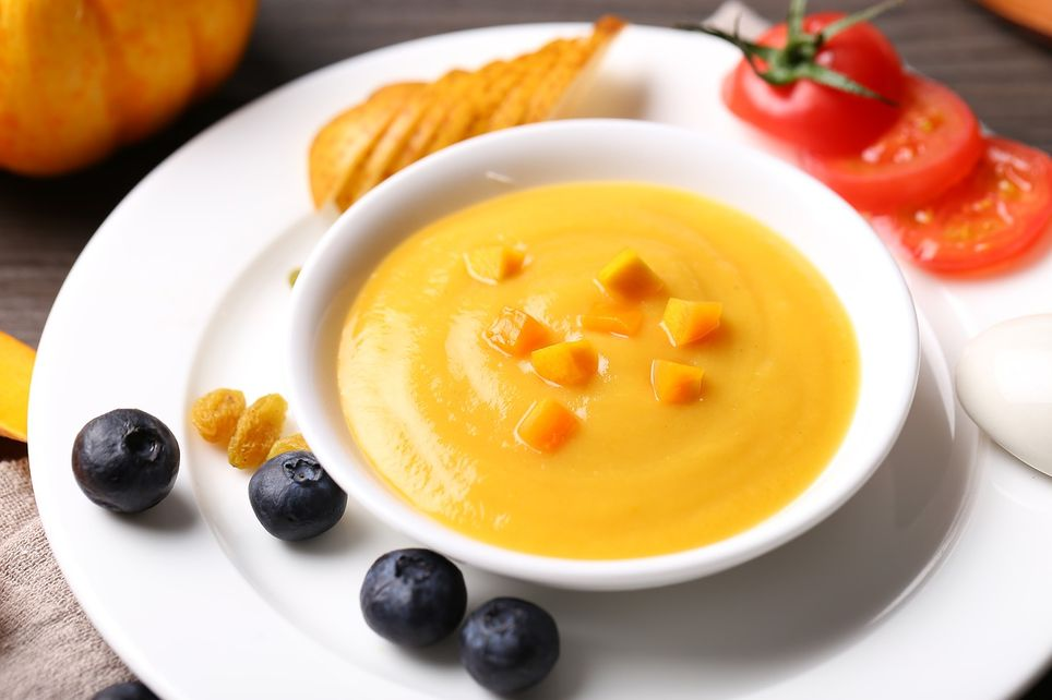 soupe froid