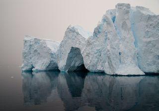 Mitad de las plataformas de hielo de la Antártida podrían colapsar